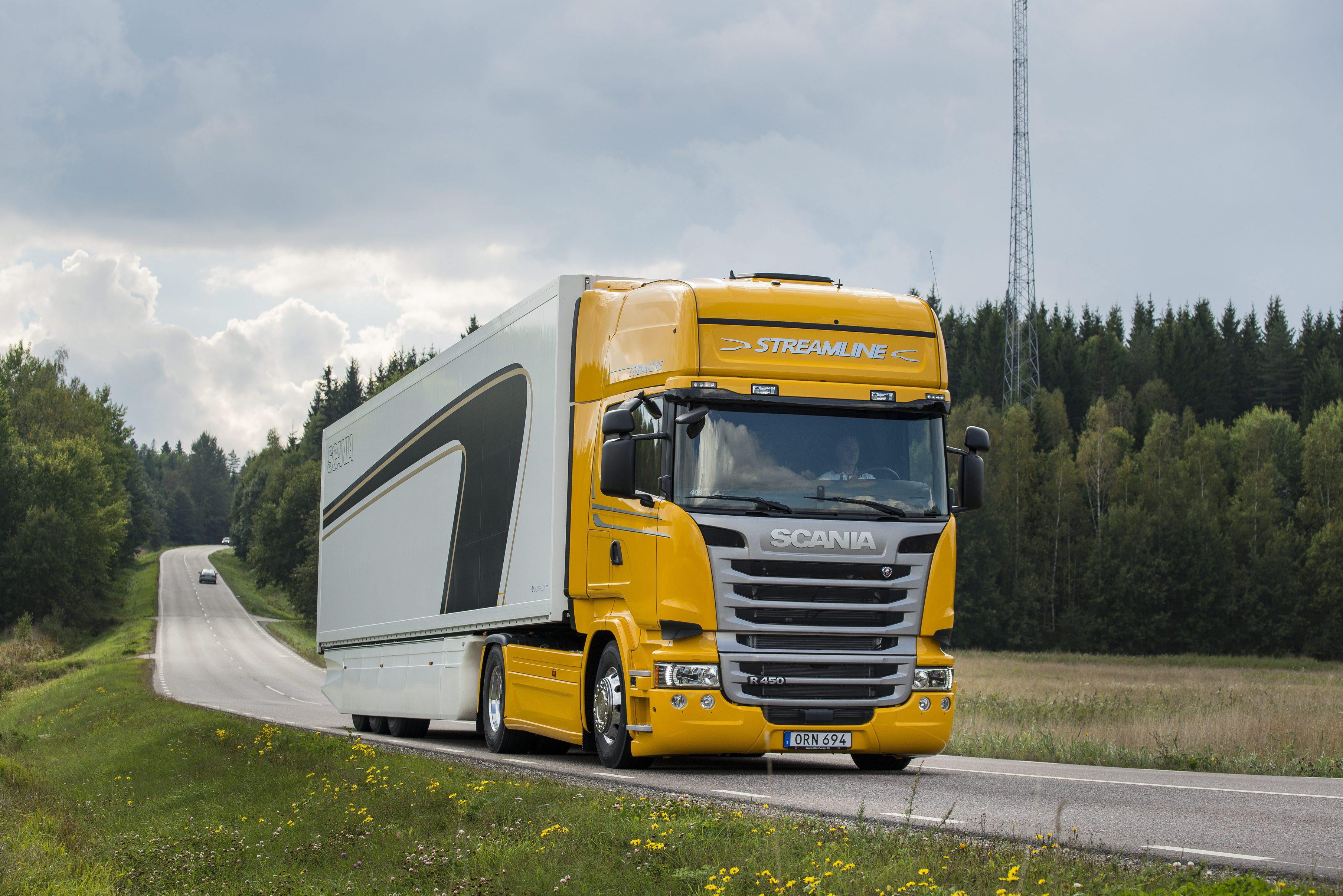 SCANIA R '2013-2017 - Truck-eBook