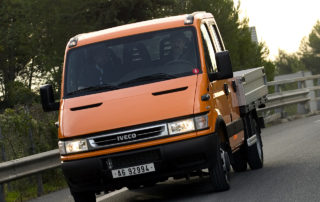 Iveco Daily 1999 2000 2001 2002 2003 2004 2005 Wallpaper Download