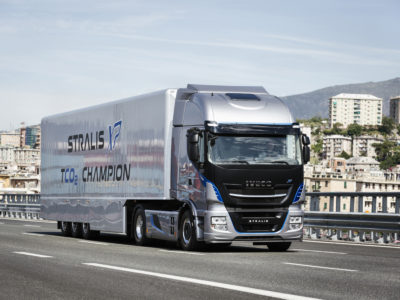 Iveco Stralis XP 2017 2018 2019 Wallpaper Download